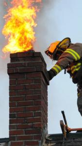 chimney fire 1