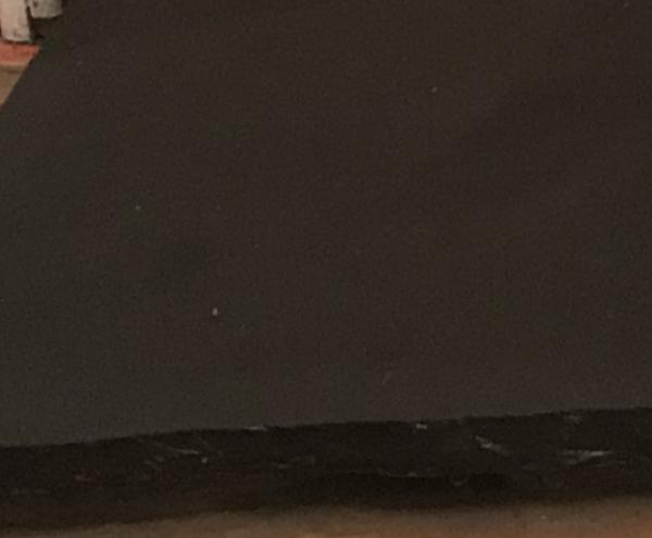 Black Limestone Hearth