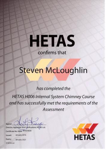 HETAS-H006-B